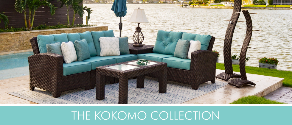 Leader\'s Casual Furniture- Wicker Rattan and Patio Furniture and Decor