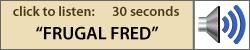 Frugal Fred