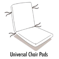 Universal Chair PAD Order Form