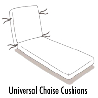 Universal Chaise CUSHION Order Form