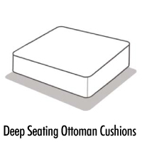 Deep Seating Ottoman Cushion Order Form
