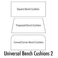 Oversized Bench Seat Order Form