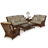 Rattan And Wicker Living Room And Family Room Furniture   Leaderu0027s Casual  Furniture