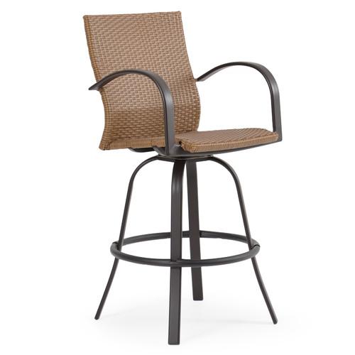 Empire Patio Wicker Barstool Cork For Sale Leaders Furniture