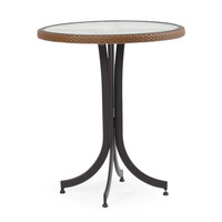 "Empire Outdoor Counter Height 30"" Round Table"