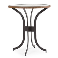 "Empire Outdoor 36"" Round Bar Height Table"
