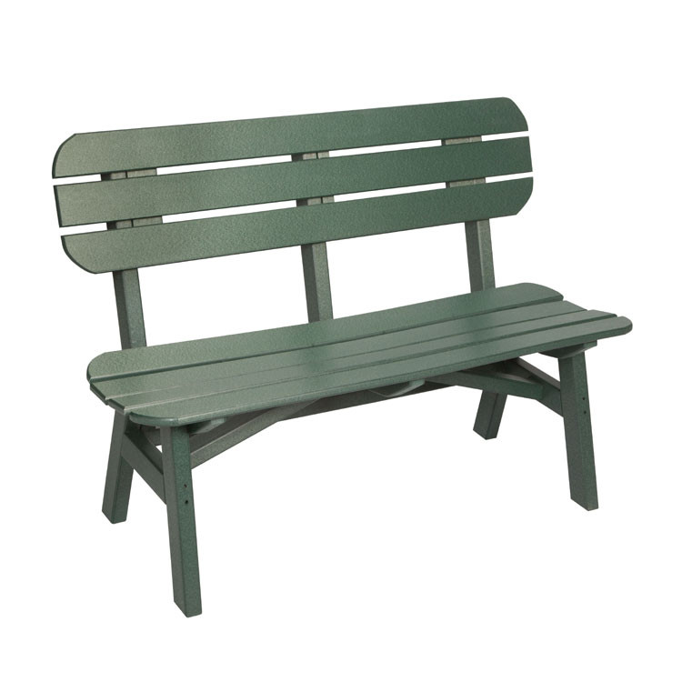 Poly Lumber Patio 36 Quot Oceanside Bench For Sale Leaders