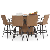 Empire Outdoor 5 Pc. Bar Set