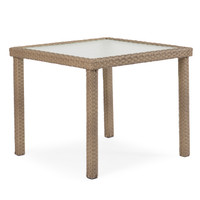 "Kokomo 34"" Square Patio Dining Table"