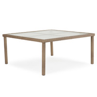"Kokomo 62"" Square Dining Table"