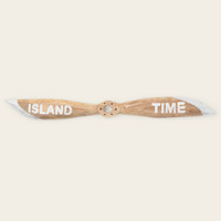 Island Time Boat Propeller