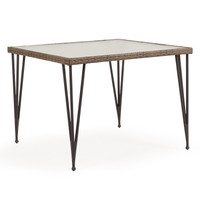 Garden Terrace  Square Dining Table