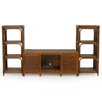 Bali Plasma 3 Pc. Entertainment Center