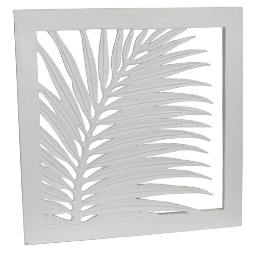 Leaf Wood Wall Art Leaders Casual Furniture