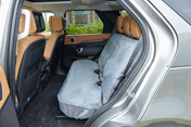 Waterproof Standard Back Seat Cover