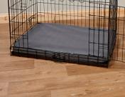 Hooligan Cage & Kennel Bed - Grey