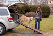 Travel Lite Tri-Fold Pet Ramp