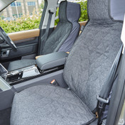 Custom Quiltie Front Seat Covers