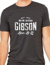 Big Bob Gibson T-Shirt Charcoal