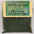 Money Drawing - Powder Incense 1oz