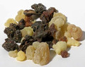 Frankincense & Myrrh Granular Incense Resin Mix