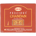 Chandan Incense Cones by HEM