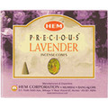 Lavender Incense Cones by HEM