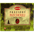 Patchouli Incense Cones by HEM