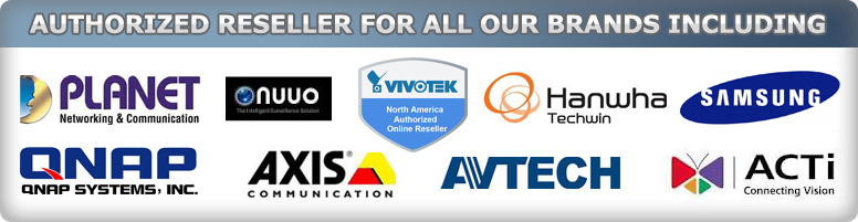 network camera store authorized reseller