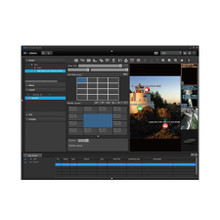 Hanwha Techwin SSM-VM10 Virtual Matrix module for SSM up to 16 monitors
