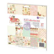 Prima Marketing - 8x8 Collection Kit - Sweet Peppermint (PM-991395)