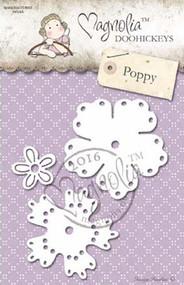 Magnolia Stamps DooHickey - Poppy