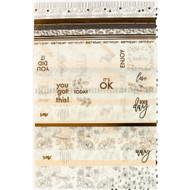 Prima Marketing - Planner Washi Stickers