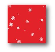 Memory Box Cranberry Snow Cardstock