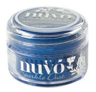 Nuvo By Tonic Studio - Sparkle Dust - Electric Blue – 551N