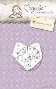 Magnolia Stamps DooHickey - Aspen Holidays - Christmas Star