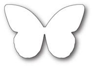 Poppystamps Craft Die - Cordon Butterfly Craft Die (PS-1719)