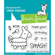 Lawn Fawn - Clear Stamps - Octopi My Heart (LF1338)