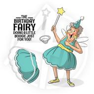 Art Impressions - Birthday Fairy Sett (AI4730)
