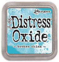 Tim Holtz Distress Oxide Ink - Broken China