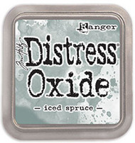 Tim Holtz Distress Oxide Ink - Iced Spruce