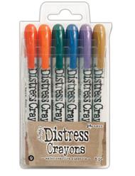 Tim Holtz Distress Crayons Set 9