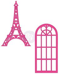 Prima Marketing - Julie Nutting - Metal Dies - Parisian View (PM-911768)