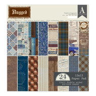 Authentique - Rugged 12 x 12 Collection Pack (RUG012)