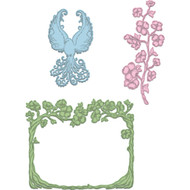 Heartfelt Creations - Cut and Emboss Dies - Flowering Dogwood Branches (HCDP-1 7130)