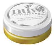 Nuvo Embellishment Mousse – INDIAN GOLD – 802N