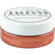 Nuvo Embellishment Mousse – PERSIAN RED – 818N