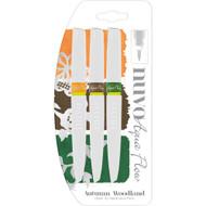 Nuvo Aqua Flow Pens - Autumn Woodland (890N)