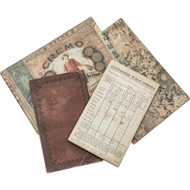 Tim Holtz Idea-ology Baseboards - Salvaged (TH93556) -1