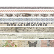 Tim Holtz Idea-ology Design Tape Butterfly (TH93356) 1